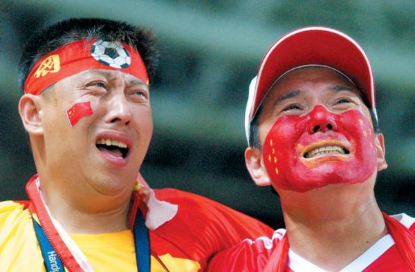中国足球队能否打入48队的世界杯决赛