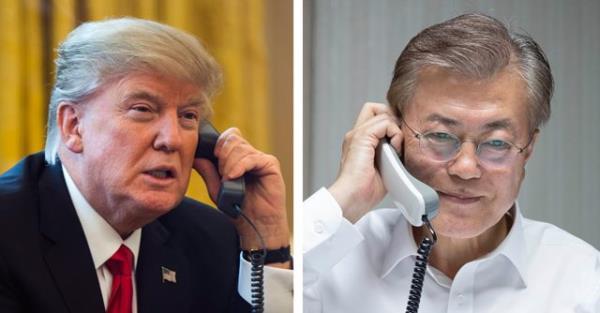 朝鲜日报社论汇编:文在寅新政府亟需加强韩美同盟处理朝鲜核导弹问题